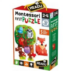 montessori my first puzzle - the forest