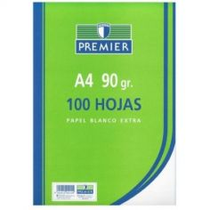 PAQUETE A4 100H 90G LISO...