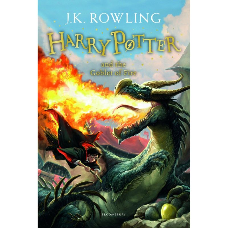 Harry potter and goblet fire