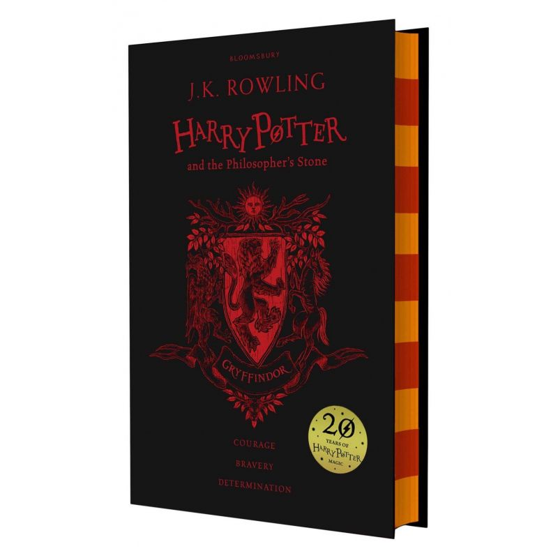 HARRY POTTER AND THE PHILOSOPHER´S GRYFFINDOR EDITION